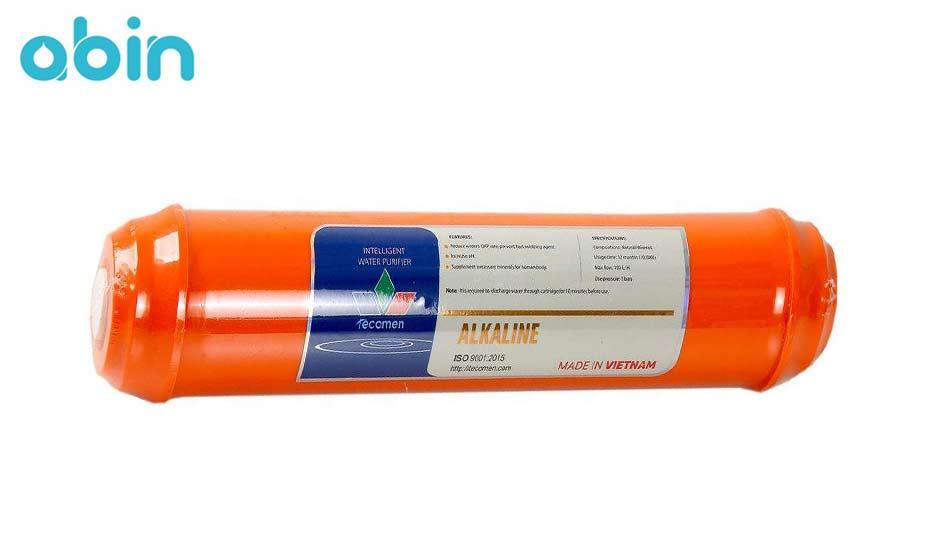 فیلتر قلیایی ساز نارنجی رنگ تکومن
