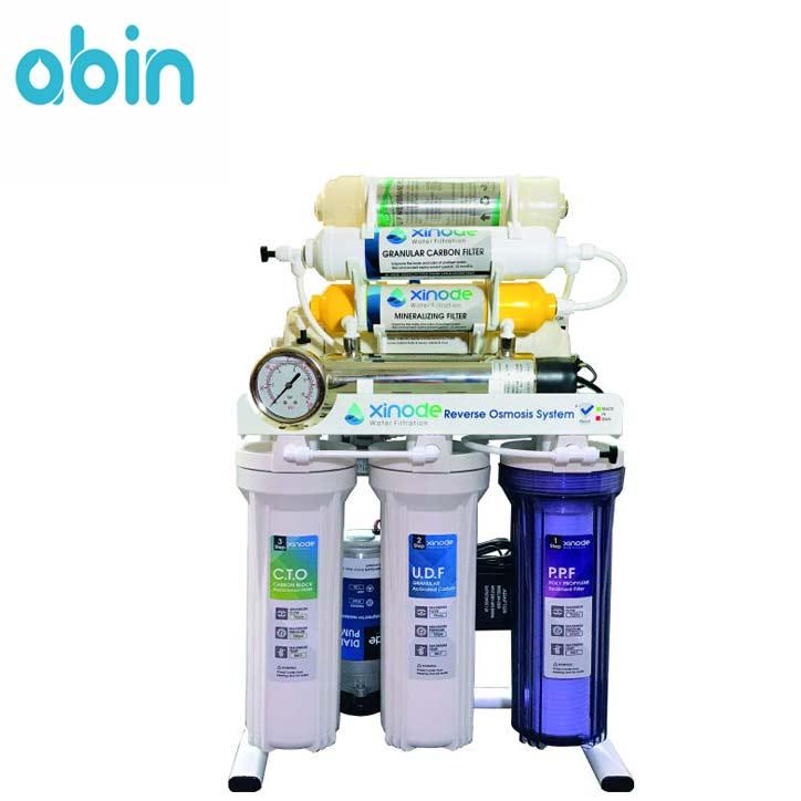 دستگاه تصفیه آب 8 مرحله ای زینود با فیلتر UF