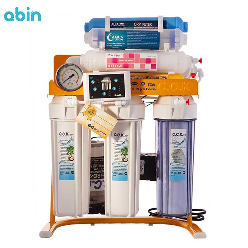 دستگاه تصفیه آب CCK RO-GOLD 2020 PRO