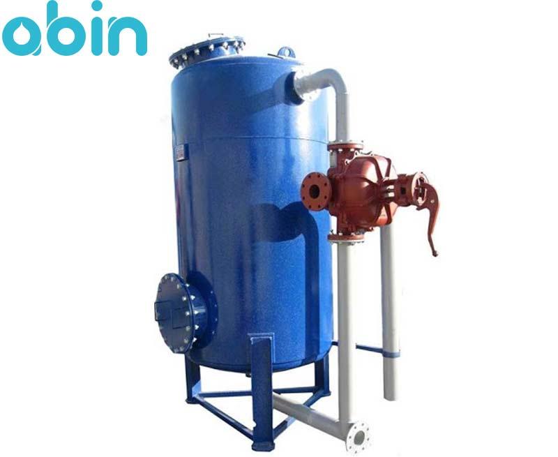 دستگاه سختی گیر رزینی ظرفیت 240 کیلو گرین