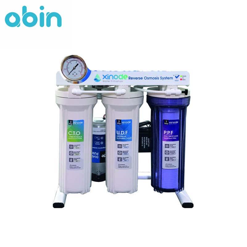 دستگاه تصفیه آب خانگی زینود AXF 605 HB