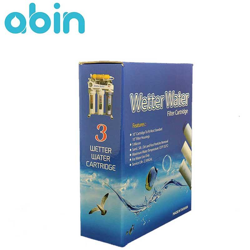 ست فیلتر Wetter Water