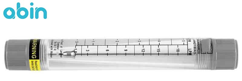 فلومتر خطی 1.6 تا 16 متر مکعب درساعت