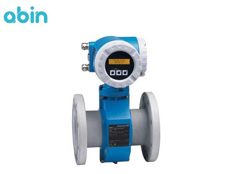 فلومتر مغناطیسی تصفیه آب
