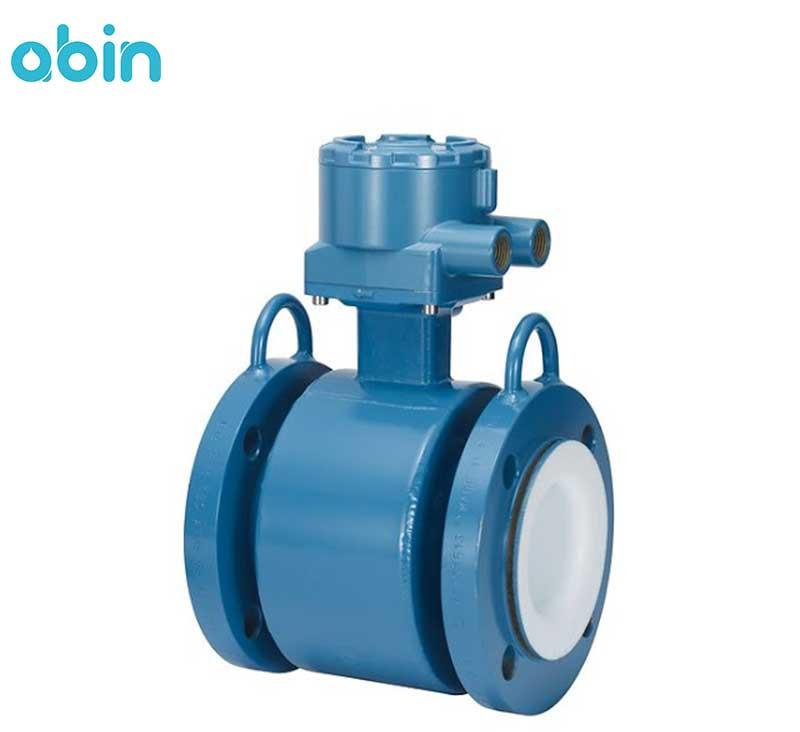 فلومتر مغناطیسی تصفیه آب صنعتی