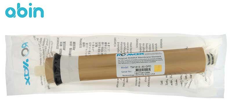 فیلتر ممبران تایوانی رومکس مدل TW1812-50GPD