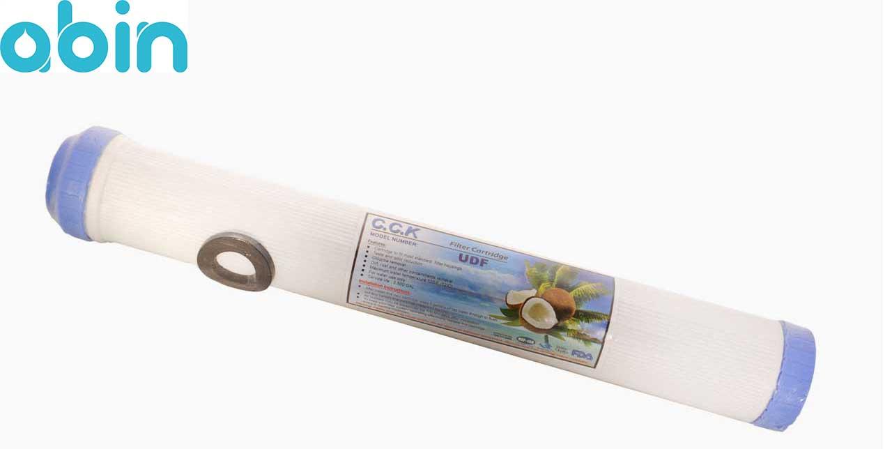 فیلتر کربن گرانول 20 اینچ اسلیم C.C.K