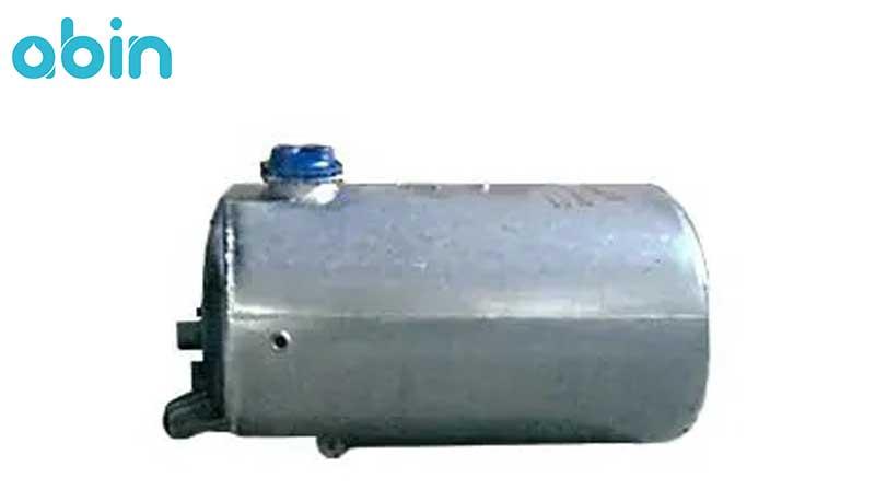منبع کویل دار 1500 لیتری رخشاب