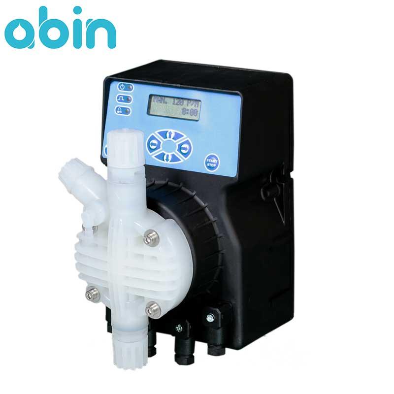 پمپ تزریق دستگاه تصفیه آب صنعتی