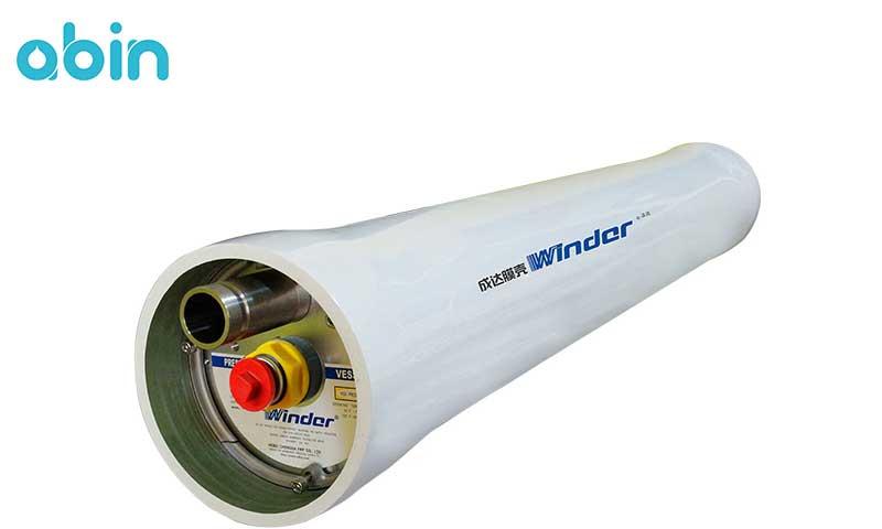 پرشروسل 8 اینچ تک المانه اند پورت وایندر (Winder) 450 psi