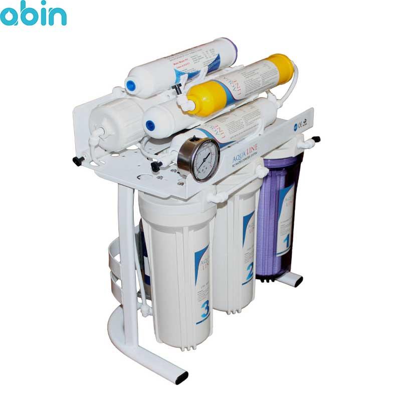 دستگاه تصفیه آب خانگی آکوالاین مدل LINE800 PLUS