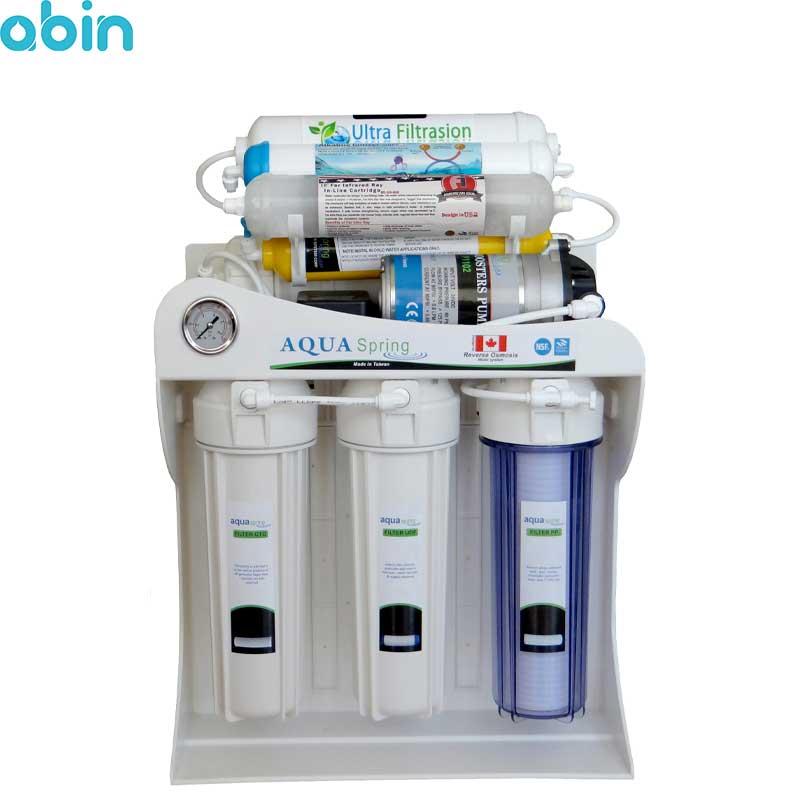 دستگاه تصفیه آب خانگی آکوآ اسپرینگ مدل UF – SF3600