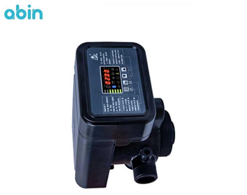 شیر اتوماتیک زمانی فیلتر FRP رانکسین (RUNXIN) سایز 1.5 اینچ مدل F133A1