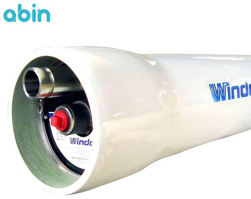 پرشروسل 8 اینچ پنج المانه اند پورت وایندر (Winder) 450 psi