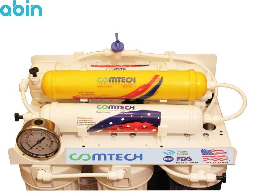 دستگاه تصفیه آب خانگی کامتک مدل ECO-6S