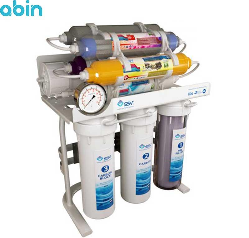 دستگاه تصفیه آب خانگی اس اس وی مدل UltraTec X1000
