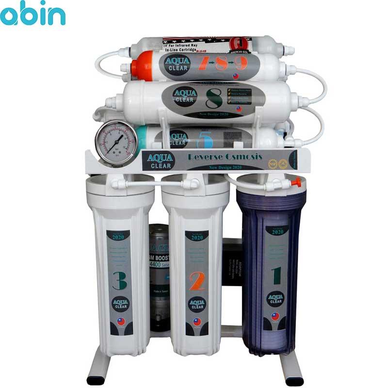 دستگاه تصفیه آب خانگی آکوا کلیر مدل AUN10