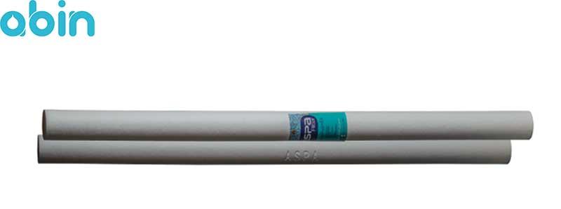 فیلتر الیافی 40 اینچ اسلیم آسپا 5 میکرون