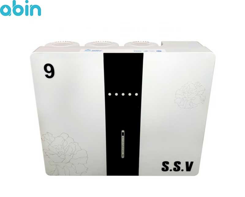 دستگاه تصفیه آب خانگی اس اس وی (SSV) مدل Atlantic X900