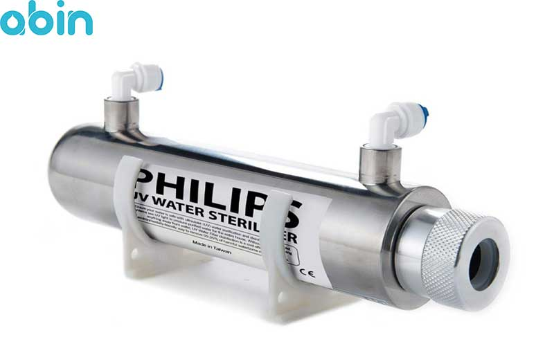 فیلتر یووی دستگاه تصفیه آب آکوآ اسپرینگ
