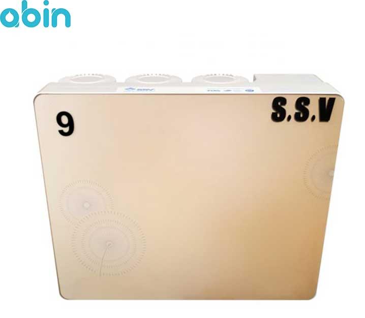 دستگاه تصفیه آب خانگی اس اس وی (SSV) مدل Aramis X 900