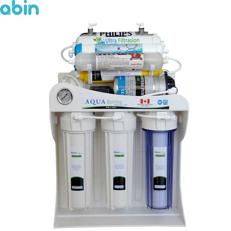 دستگاه تصفیه آب خانگی آکوآاسپرینگ مدل UF-SF5000