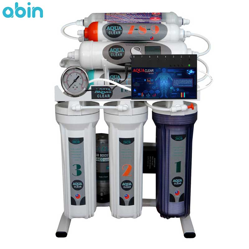 دستگاه تصفیه آب خانگی آکوآکلیر IAFQ10