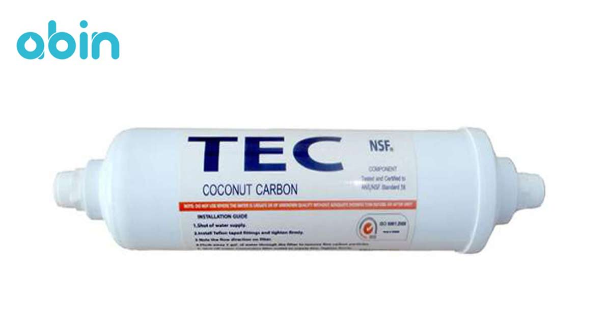 coconut carbon filter