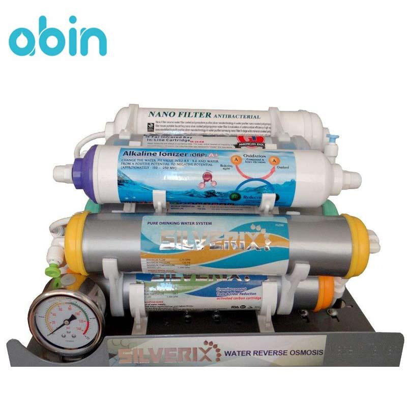دستگاه تصفیه آب سیلوریکس 10 مرحله ای