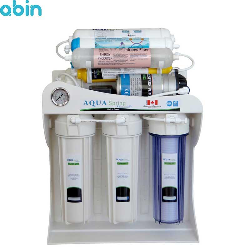 دستگاه تصفیه آب خانگی آکوآ اسپرینگ مدل RO – SF4100
