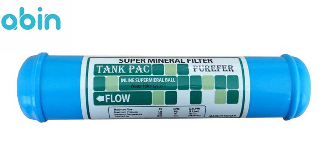 orp tank pac filter