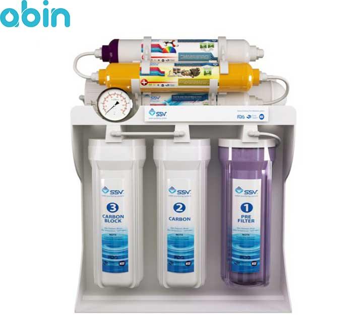 دستگاه تصفیه آب خانگی اس اس وی (SSV) مدل MaxPro X 700