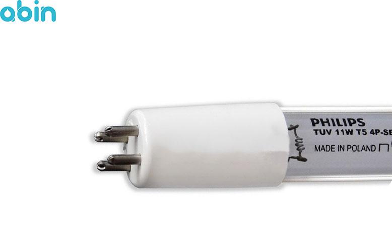 لامپ یو وی سی فیلیپس با توان 11 وات