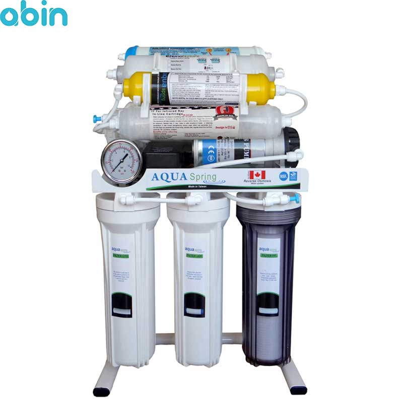 دستگاه تصفیه آب خانگی آکوا اسپرینگ مدل RO - NF2600