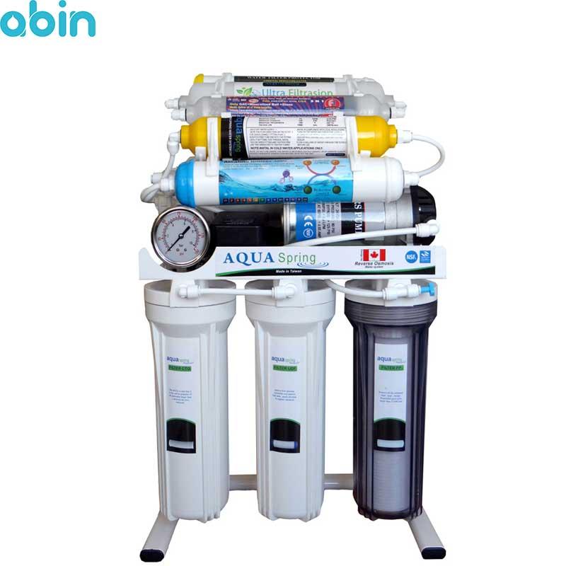 دستگاه تصفیه آب خانگی آکوآ اسپرینگ مدل RO-AF2200