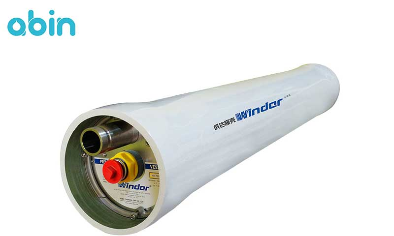 پرشروسل 8 اینچ دو المانه اند پورت وایندر (Winder) 300 psi
