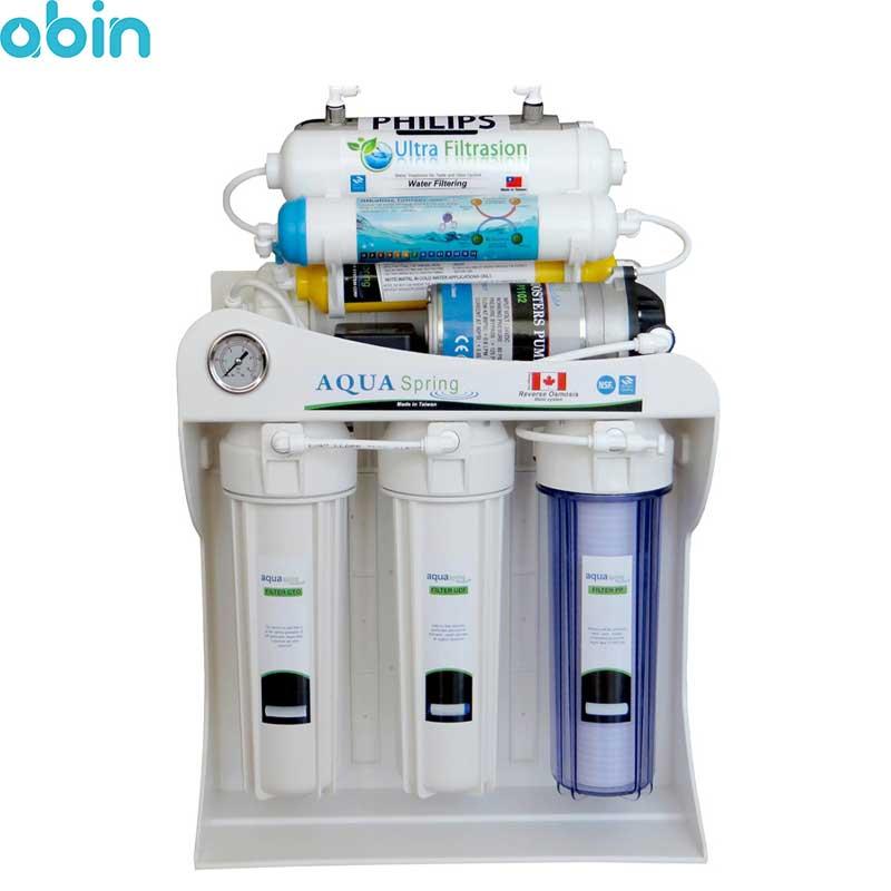 دستگاه تصفیه آب خانگی آکوآ اسپرینگ مدل UF-SF3900