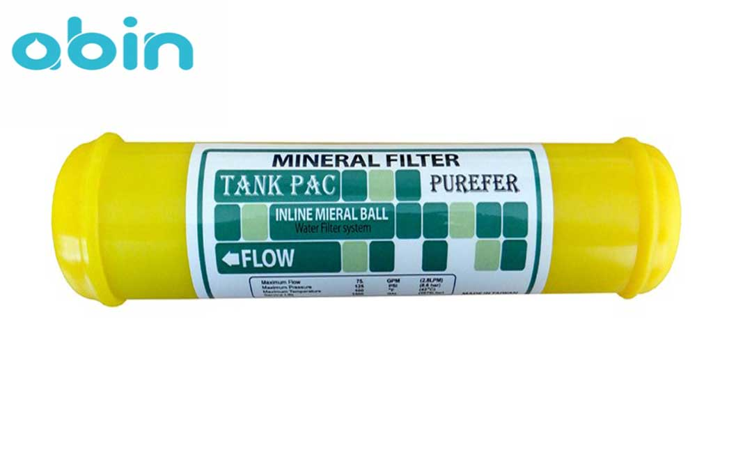mineral  tank pac filter