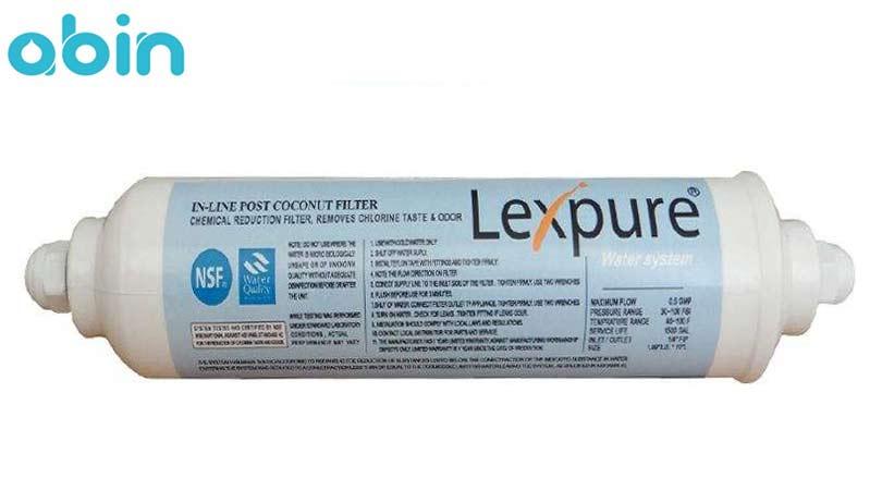 post carbon flter lex